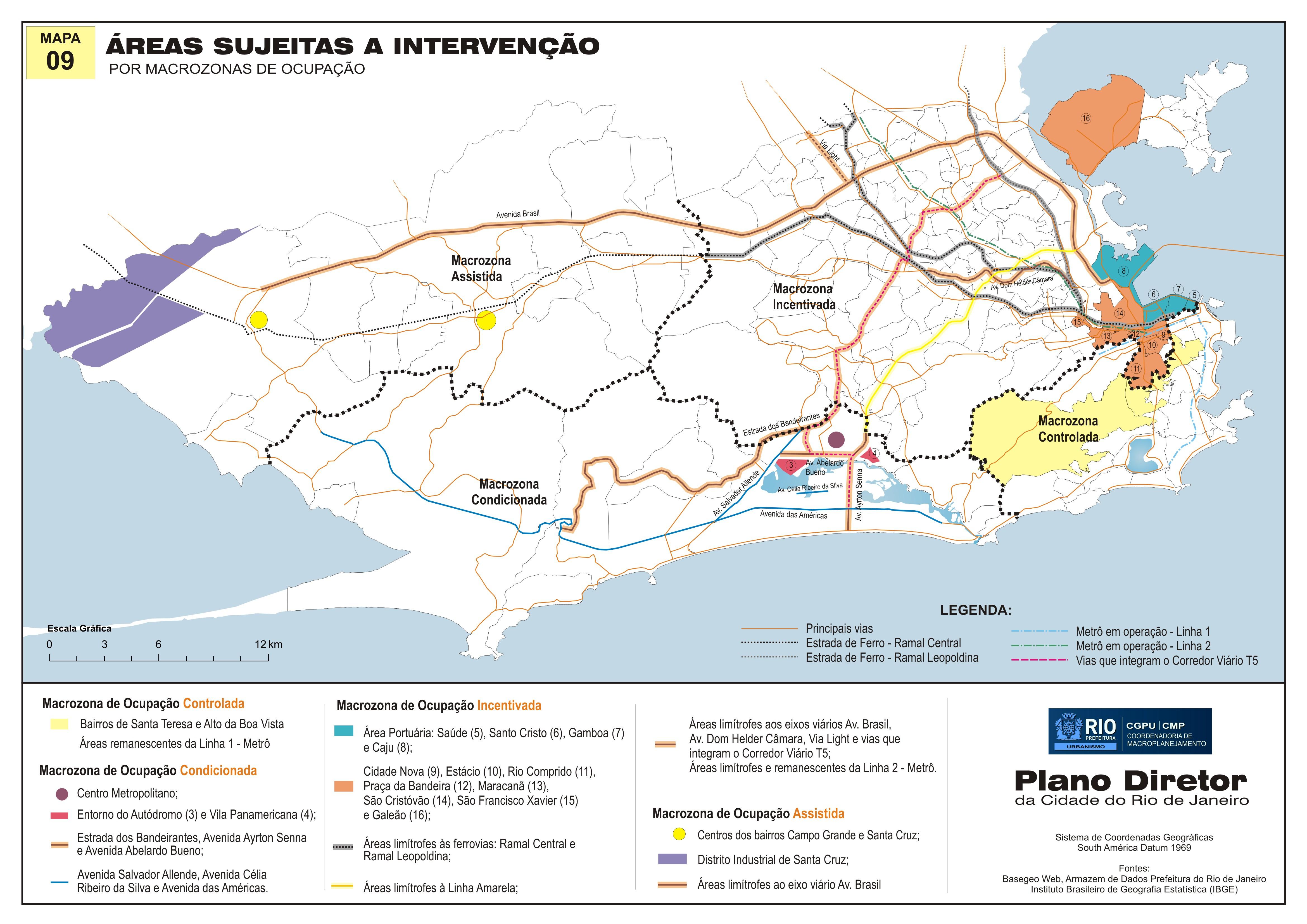 Rio de Janeiros maps