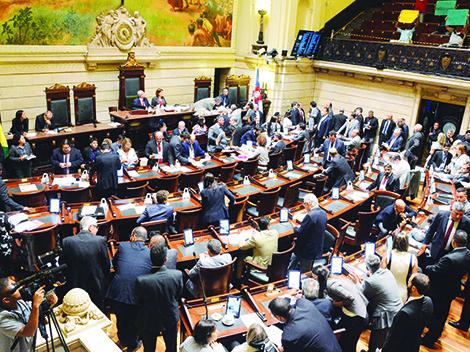 Balanço Legislativo