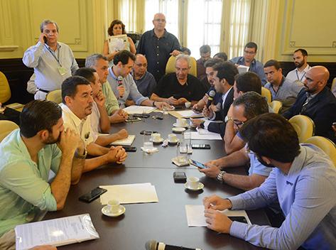 Comissões definem a pauta de votação para o final do ano