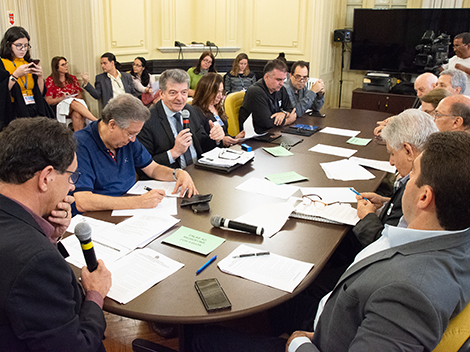 Secretário de fazenda e membros do TCM depõem na CPI do  túnel acústico Rafael Mascarenhas