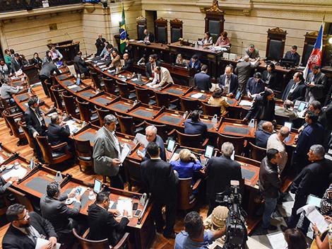 Balanço Legislativo (13, 14 e 15 de agosto de 2019)
