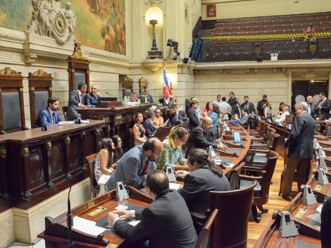 Câmara inicia trabalhos legislativos de 2020