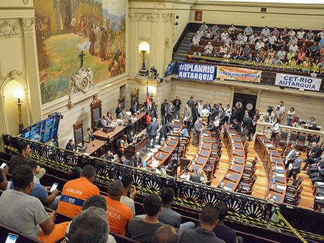 Sessão Legislativa (18) - Votações