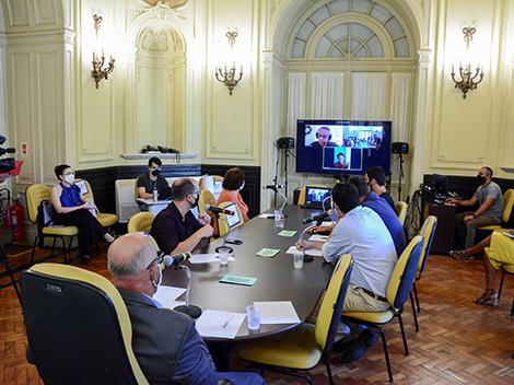 Comissão de Combate à Covid-19 se reúne na quinta-feira com representantes da Fiocruz