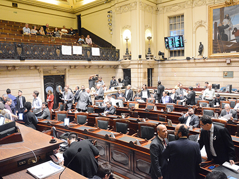 Sessão Extraordinária (24) - Votações