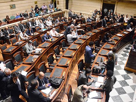 Sessão Legislativa (16): Grande Expediente
