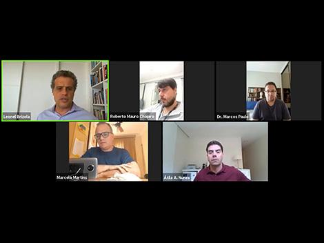 CPI do ISS das empresas de transporte privado por aplicativo realiza 1ª sessão virtual da Câmara do Rio