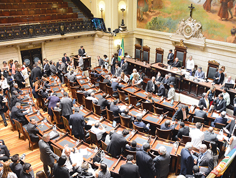 Acompanhe a semana legislativa